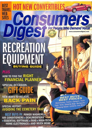 Computer Digest, May 2000
