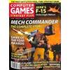Cover Print of Computer Games, April 1998