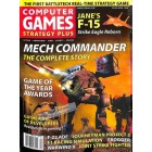Cover Print of Computer Games, April 1998