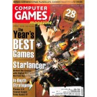 Cover Print of Computer Games, April 2000