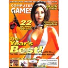 Cover Print of Computer Games, April 2001