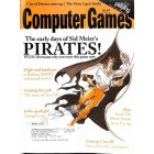 Cover Print of Computer Games, April 2004
