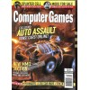 Cover Print of Computer Games, April 2005