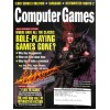 Cover Print of Computer Games, April 2006