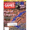 Cover Print of Computer Games, August 1997