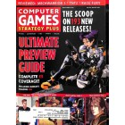 Cover Print of Computer Games, August 1999