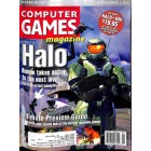 Cover Print of Computer Games, August 2000