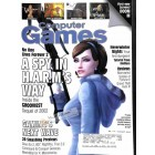 Cover Print of Computer Games, August 2002