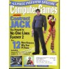 Cover Print of Computer Games, August 2003