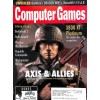 Cover Print of Computer Games, August 2004