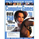 Cover Print of Computer Games, August 2005