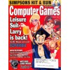 Cover Print of Computer Games, December 2003