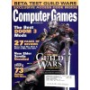 Cover Print of Computer Games, December 2004