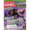 Cover Print of Computer Games, February 2001