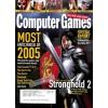 Computer Games Magazine, February 2005