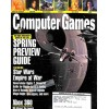 Cover Print of Computer Games, February 2006