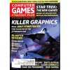 Cover Print of Computer Games, January 1998