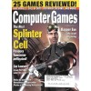 Cover Print of Computer Games Magazine, January 2004