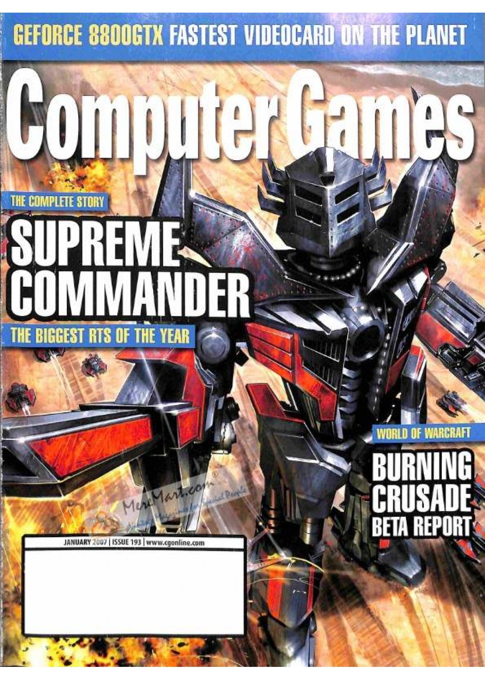 image relating to Printable Video Game Covers called Deal with Print of Computer system Online games, January 2007