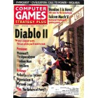Cover Print of Computer Games, July 1999