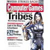 Cover Print of Computer Games, July 2003