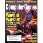 Cover Print of Computer Games, July 2006