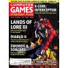Cover Print of Computer Games, June 1998