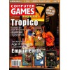 Cover Print of Computer Games, June 2000