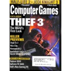 Cover Print of Computer Games Magazine, June 2003