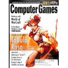 Cover Print of Computer Games, June 2004