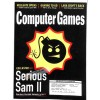Cover Print of Computer Games, June 2005