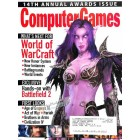 Cover Print of Computer Games, March 2005