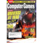 Cover Print of Computer Games, March 2007