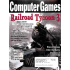 Cover Print of Computer Games Magazine, May 2003