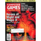 Cover Print of Computer Games, November 1996