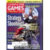 Cover Print of Computer Games, November 1998