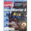 Cover Print of Computer Games, November 2000