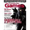 Cover Print of Computer Games, November 2002