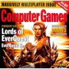 Cover Print of Computer Games, November 2003