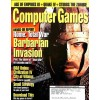 Cover Print of Computer Games, November 2005