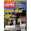 Cover Print of Computer Games, October 1998