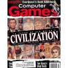 Cover Print of Computer Games, October 2001