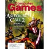 Cover Print of Computer Games, October 2002