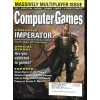 Cover Print of Computer Games Magazine, October 2004