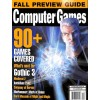 Cover Print of Computer Games, October 2006