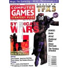 Cover Print of Computer Games Magazine, September 1996