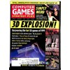 Cover Print of Computer Games, September 1999