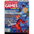 Cover Print of Computer Games Magazine, September 2000