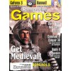 Cover Print of Computer Games, September 2001