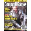 Cover Print of Computer Games, September 2005